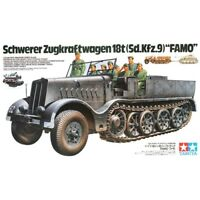 "Tamiya 35239 German 18 Ton Heavy Half-Track ""Famo"" 1/35"