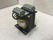 F10050-03A6079 1 PH Transformer 50VA 50/60 Hz Input: 600/480 V Output: 120/240 V
