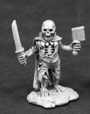 1 x SKELETON HALFLING - WARLORDS REAPER miniature jdr rpg squelette undead 03815