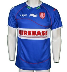 Hull KR 2012 Away Rugby League Shirt Men's Size S Small