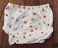 100/% Cotton Diaper Cover Denim Blue Jean Infant Boy or Girl Bloomer 3M-24M SOFT