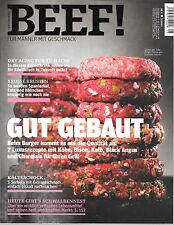 BEEF! Gut gebaut Nr. 29 Ausgabe 5/ 2015 Neuwertig