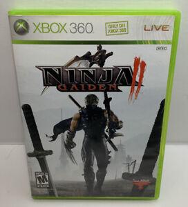 Ninja Gaiden II  Microsoft Xbox 360  2008  Complete