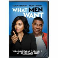 What Men Want (DVD 2019) NEW Factory Sealed USA SELLER