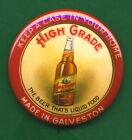 Galveston Brewery STYLE Texas High Grade Beer Tray Advertising RP *PIN*