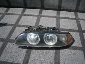 BMW 525i 530i 540i HEAD LIGHT LAMP HEADLAMP XENON OEM 2001 2002 2003 LH