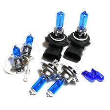 VAUXHALL ASTRA MK4/G 55 W ICE BLUE XENON HID ALTO/BASSO/Nebbia/lato HEADLIGHT Bulbs