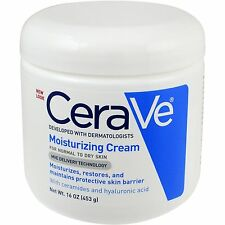CeraVe Moisturizing Cream, 16 oz (Pack of 12)