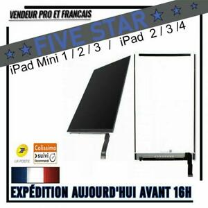 ECRAN LCD IPAD MINI 1 / 2 / 3 / 4 & IPAD 2 / 3 +  KIT OUTILS AU CHOIX