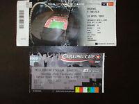 Chelsea v Arsenal Ticket Stub FA Cup Semi Final 2009