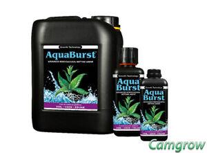 Aqua Burst Wetting Agent 300ml,1L & 5L - Plant Additive For Horticultural Media