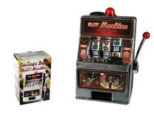 Spardose einarmiger Bandit Slot Machine Spielautomat Licht & Sound Gor 69/1228