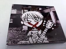 """JERE """"IMPROPERIOS"""" CD 10 TRACKS COMO NUEVO DIGIPACK"""