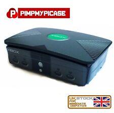 Raspberry Pi Black Case Shell for the Raspberry Pi 4B Retro Gaming Themed Xbox