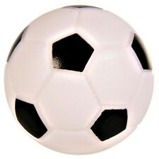 Soccerball, Vinyl, Ø 10cm - Trixie Dog Toy Football Vinyl Various Sizes New