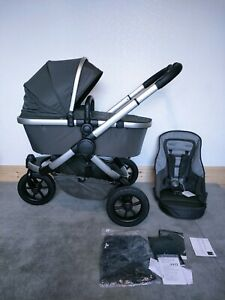 iCandy Peach All-Terrain Forest Pushchair on Satin Chassis brand new ex display