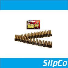 Kids Adult Unisex Bullet Belt Military Ammo Soldier Bandoleer 96 Bullets