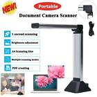 8MP Portable Document Camera Scanner A4 Size Office/Presentation Document Camera