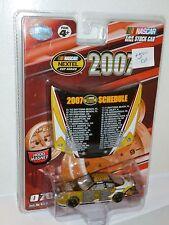 #2007 NASCAR NEXTEL CUP SERIES 2007 SCHEDULE HOOD SERIES WINNERS CIRCLE 1/64