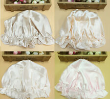New Women 100% Real Silk Sleeping Hats Hair Care Wrap Night Cap  Women's Hat