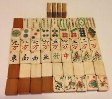 Bambo/Bone Tile for Replacement Mahjong Jong Jongg 1923 LotC