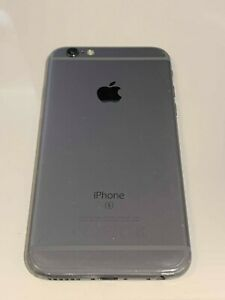 iPhone 6S Space Grey Genuine Complete Housing with Battery, Loudspeaker, Camera