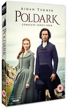 POLDARK SERIES SEASON 4 Brand New Sealed Quick Postage Special Features Included