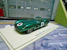 ASTON MARTIN DBR1 DBR 1 24h Le Mans #4 Moss Fairman 1959 Resin Spark 1:43