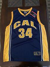 Uc Cal bears basketball Jersey Nwt xl