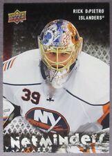 2009-10 Upper Deck Netminders #NET13 Rick DePietro New York Islanders