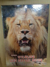 Book African Wildlife and Safari Guide by Eddie & Nicki Young 1987 1st Ed Lion
