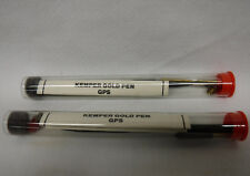 2 New Old Stock Kemper Gold Pens Gps for Liquid Gold, Platinum, or China Paints