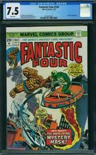 Fantastic Four 154 CGC 7.5 -- 1975 -- Mike Esposito. Nick Fury #2023614023