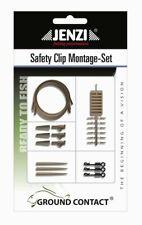 JENZI Safety Clip Montage Set Karpfen Carp Rig Komplettmontage