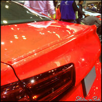Add-on Lip Audi Q5 284FSE FY Factory Spoiler Extension