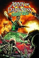 ARMY OF DARKNESS: FURIOUS ROAD TPB Dynamite Comics Collects #1-6 Horror TP