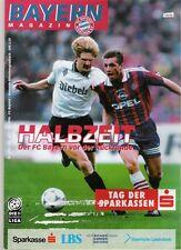 Bayern Magazin 9/48 , Bayern München - Borussia Mönchengladbach , 07.12.1996