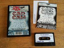 Commodore 64 (C64) - CAD CAM WARRIOR-Jeu-Coffret