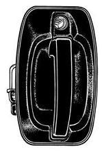 MANIGLIA PORTA POSTERIORE FIAT DUCATO PEUGEOT BOXER JUMPER 2006>