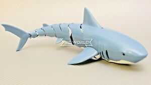 Remote Control RC SHARK Great White SHARK Pool Toy 2.4ghz