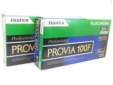 10 x FUJI FUJICHROME PROVIA 100F 120 CHEAP SLIDE FILM by 1st CLASS ROYAL MAIL