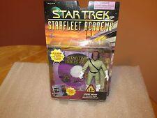 Star Trek StarFleet Academy Cadet Worf Playmates 1996