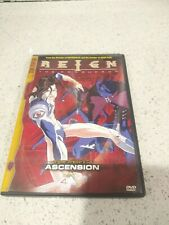 Reign the Conqueror: Ascension (Dvd, 1999, 2003) from the Creator of Aeon Flux