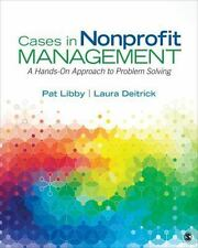 Cases in Nonprofit Management: A Hands-On Approach to Problem Solving (Paperback