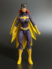 Custom Batgirl Marvel Legends style scale figure