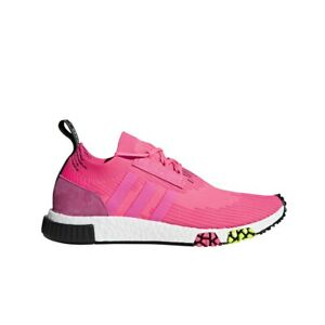 Adidas NMD Racer PK (Solar Pink/Solar Pink-Core Black) Men's Shoes CQ2442
