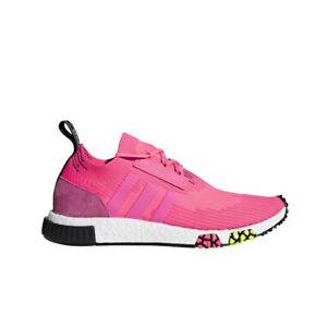 Adidas NMD Racer PK (Solar Pink/Solar Pink-Core Black) Men's Shoes CQ2442
