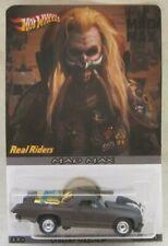 Hot Wheels CUSTOM EL CAMINO - Mad Max Real Riders Limited Edition!
