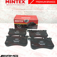 FOR MERCEDES CLA45 A45 GLA45 AMG FRONT PREMIUM MINTEX BRAKE PADS SET A0084203220