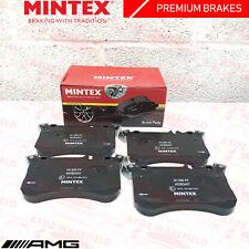 para Mercedes Cla45 A45 GLA45 AMG Delante PREMIUM Mintex Pastillas de freno set